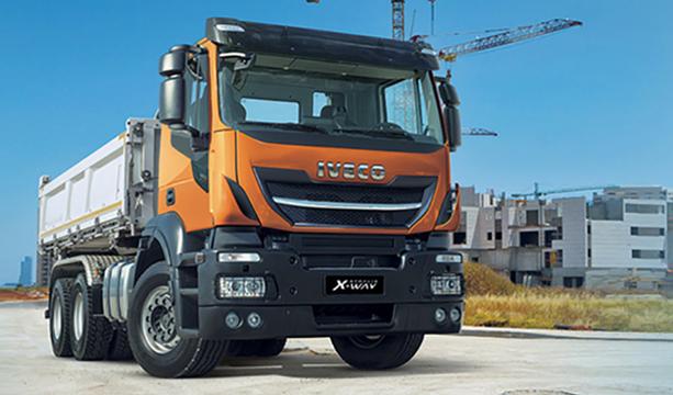 IVECO zapowiada nowy pojazd ciężarowy Stralis X-WAY